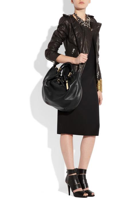 Clearance Michael Kors Skorpios Totes - Blog 2012 03 Fashion Leather Skorpios Ring Tote Michael Kors For Girl